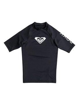 Whole Hearted - Short Sleeve Rash Vest  ERGWR03006
