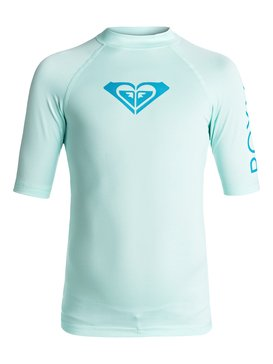 Whole Hearted - Short Sleeve UPF 50 Rash Vest  ERGWR03006