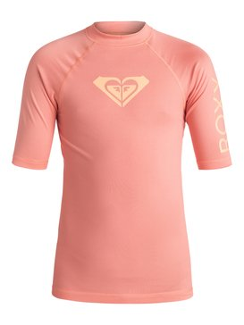Whole Hearted - Short Sleeve UPF 50 Rash Vest  ERGWR03006