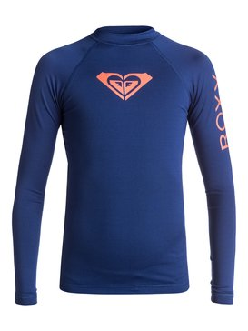 Whole Hearted - Long Sleeve Rash Vest  ERGWR03007