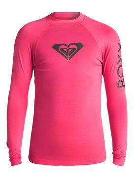 Whole Hearted - Long Sleeve Rash Vest  ERGWR03007