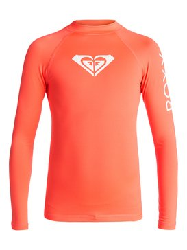 Whole Hearted - Long Sleeve UPF 50 Rash Vest  ERGWR03007