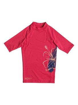 ALOHA ROXY SS GIRL Pink ERGWR03008