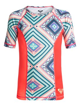 Four Shore - Short Sleeve Rash Vest  ERGWR03038
