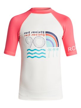 Sea Bound - Short Sleeve Rash Vest  ERGWR03040