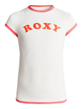 ROXY Sunset - Short Sleeve Rash Vest  ERGWR03044