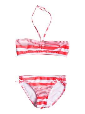 Dotsy ROXY - Bandeau Bikini Set  ERGX203051