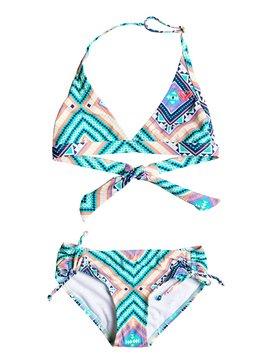Hippie College - Halter Bikini Set  ERGX203057