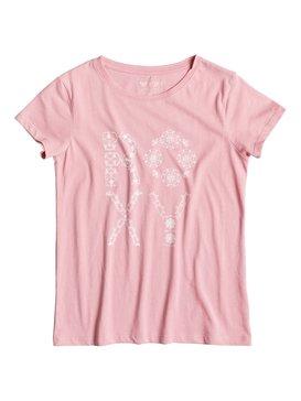 Basic Crew ROXY Batik - T-Shirt  ERGZT03079
