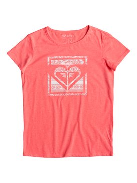 Galaxy Light Tropical Heart - T-Shirt  ERGZT03162