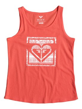 Rainy Night Tropical Heart - Vest Top  ERGZT03164