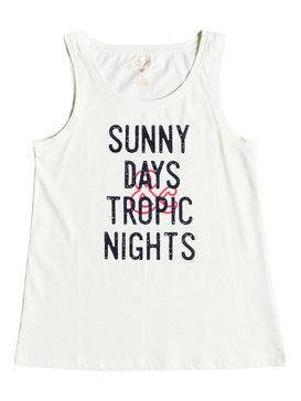 Sunny Afternoon Sunny Days - Vest Top  ERGZT03287
