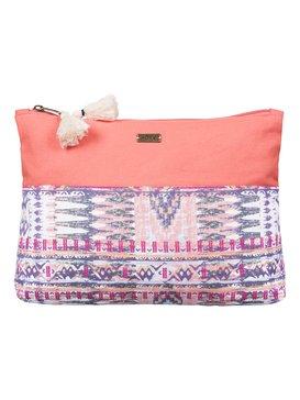 Oases - Canvas Clutch  ERJAA03140