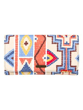 My Long Eyes - Snap Closure Wallet  ERJAA03309