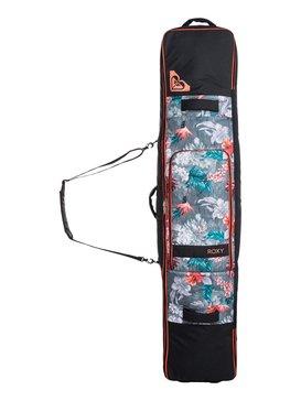 Snowboardtasche mit rollen