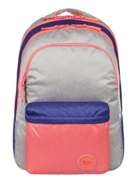 Slow Emotion Colorblock - Medium Backpack  ERJBP03472