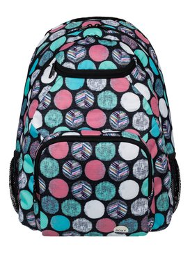 Shadow Swell Leaf Dots - Medium Backpack  ERJBP03529