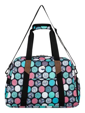 Sugar It Up Leaf Dots - Medium Sports Duffle Bag  ERJBP03530