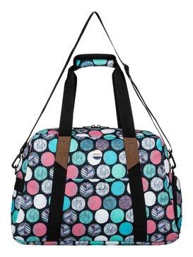 Sugar It Up Leaf Dots - Medium Sports Duffle Bag  ERJBP03530