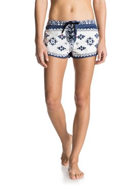 FASHION FOLK BOARDSHORT White ERJBS03021