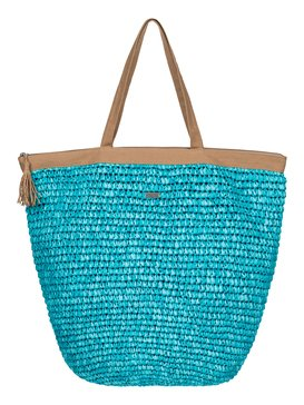 Got Rhythm - Straw Tote  ERJBT03043