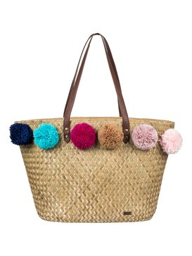 Pretty Love - Straw Beach Bag  ERJBT03087