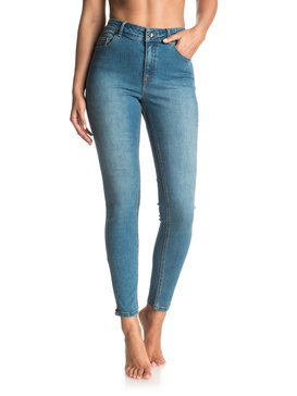 Night Spirit Medium Blue - Super Skinny Jeans  ERJDP03152