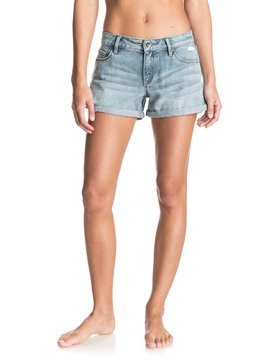 Midtown Vintage Med Blue - Denim Shorts  ERJDS03028