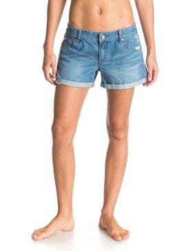 Midtown Vintage Med Blue - Denim Shorts  ERJDS03028