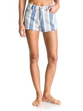 Stripy Eighty - shorts  ERJDS03043