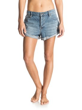 The Biker - Denim Shorts  ERJDS03065