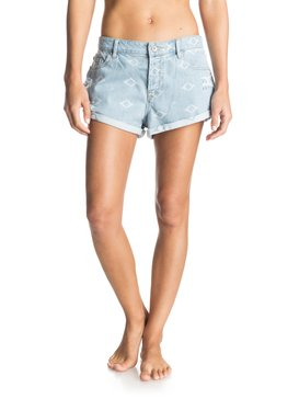 Burnin - Denim Shorts  ERJDS03066