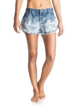 Carmel Coast A - Denim Shorts  ERJDS03082