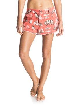 Carmel Coast B - Denim Shorts  ERJDS03083