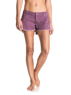 Luna Sea Overdyed - Denim Shorts  ERJDS03097