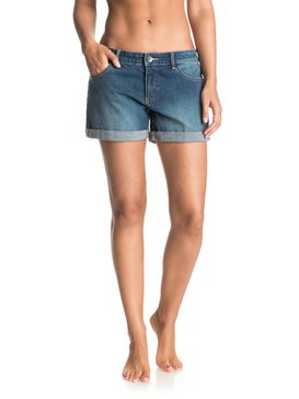 Rolly Up - Denim Shorts  ERJDS03118