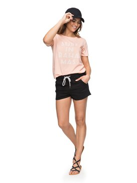 Music Never Stop Color - Beach Shorts  ERJDS03154