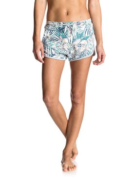 Hollow Dance Printed - Ringer Shorts  ERJFB03110