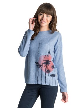 Lazy Song - Crew-Neck Sweatshirt  ERJFT03142