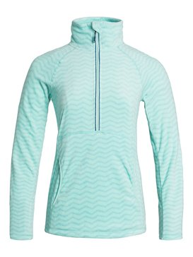 Cascade Printed -  Half-Zip Fleece  ERJFT03150
