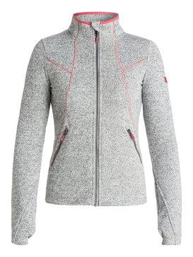 Crystal - Zip-Up Technical Sweatshirt  ERJFT03305