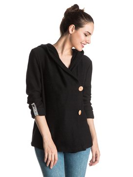 Knot A Care - Terry Button-up Cardigan  ERJFT03389