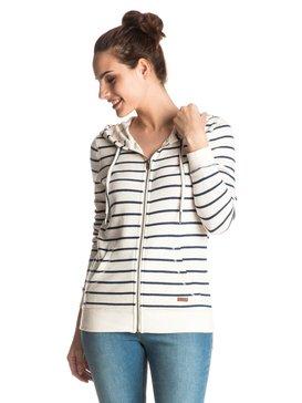 Signature Stripe - Zip-Up Hoodie  ERJFT03487