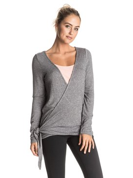 Wrappy - Wrap Yoga Top  ERJFT03489