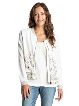Beach Banks Printed - Bomber Jacket  ERJFT03516