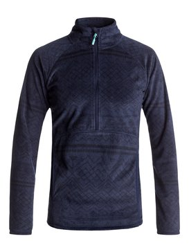 Cascade - Half-Zip Polar Fleece  ERJFT03562