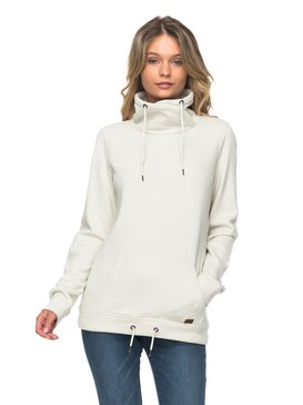Sandy Dreams - Wrap Collar Sweatshirt  ERJFT03609