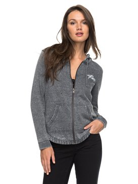 Wiped Out A - Zip-Up Hoodie  ERJFT03616
