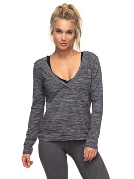 Soul Storm - Wrap Yoga Top  ERJFT03624
