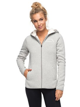 Sweet Feeling - Technical Zip-Up Hoodie  ERJFT03628